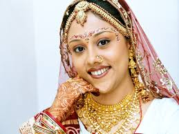 indian bridal makeup services