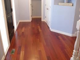 cherry wood floor
