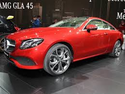 Unlike the previous generation, this generation coupe/convertible share the same platform as the sedan/wagon. 2018 Mercedes Benz E Class Coupe Revealed Kelley Blue Book
