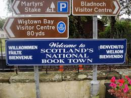 Image result for wigtown scotland