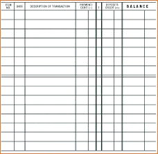 Check Ledger Book Invoice Register Template Excel Archives Robot Free Payment Apvat Info