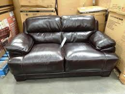 24 photos gallery of very elegant leather couch costco