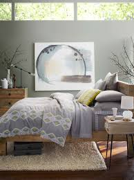 Organic Bedroom Furniture Natural Style At Home In The Bedroom The Coyuchi West Elm