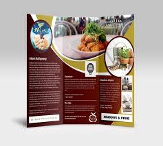 Ballyseedy Cork Tri Fold Brochure Design Expose Design