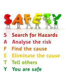 safety search analyse eliminate tell you are safe  safety search analyse eliminate tell you are safe