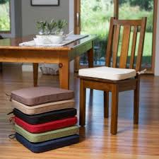 interesting seat cushions for dining chairs 26 best chair with ties images on deauville cushion