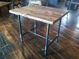 Kitchen Island Or Table Reworx Usa Furniture Made From Salvaged And Found Items