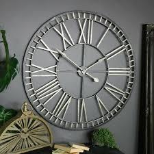 large skeleton clock fashion home