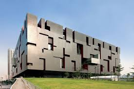 famous modern architecture buildings. #13 THE GUANGDONG MUSEUM IN CHINA Famous Modern Architecture Buildings