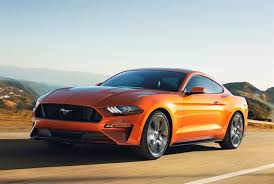 ford mustang top view. photo of 2018 mustang gt courtesy ford. ford top view