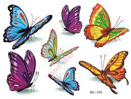 цветные тату бабочки эскизы бабочки 1 в тату эскизах рисуем на