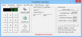 timesheetcalculator download timesheet calculator 3 53
