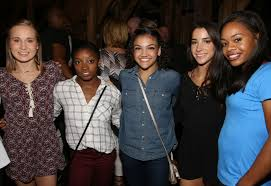 Gabby Douglas Apologizes to Aly Raisman After Writing a Victim ...