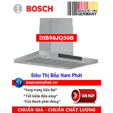 Máy hút mùi nhà bếp dạng lắp đảo 90cm Bosch HMH.DIB98JQ50B nhập khẩu Đức