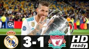 Real Madrid vs Liverpool 3-1 - UCL Final 2018 - Highlights - YouTube