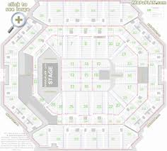 Allstate Arena Seating Chart Wwe 68 Beautiful Photograph Of Barclays Seating Chart Concert