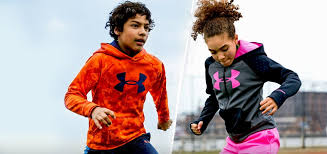 under armour kids. under armour sportswear focuses on creating products designed with the athlete in mind to ensure very best quality and performance. kids