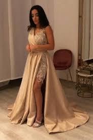 Schöne Abendkleider Halblang  miami 2022
