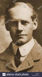 A portrait of John Galsworthy aged 27 (1867-1933) - Edwardian English  novelist and playwright who wrote (amongst others) The Forsyte Saga  trilogy. - Nobel Prize winner in Literature. - Trained as a