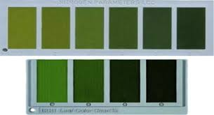 Android Based Rice Leaf Color Analyzer For Estimating The