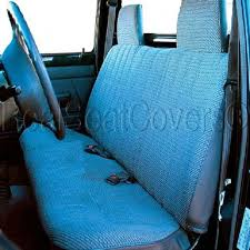 Toyota Small Pickup Truck Bench Seat Covers – RealSeatCovers