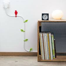 TOP 10 Ingenious Ways to Hide or Cover Power Cords