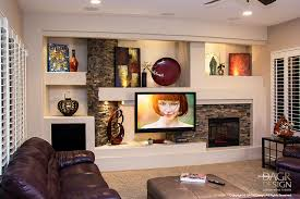 Small Picture Media Wall Design Inspiration Gallery DAGR Design inside