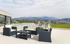 monaco rattan lounge sofa sst 832