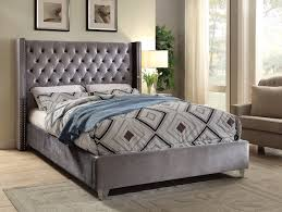 109 Off 49000 Modern Diamond Shape Tufted Headboard Bed