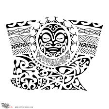 Tahitian Designs Tattoo Of Life Travels Home Tattoo Custom Tattoo Designs