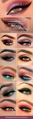 are you looking for some fun new makeup looks for your gorgeous green eyes check