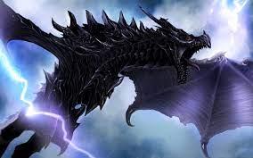 Lightning Dragon Wallpapers - Top Free ...