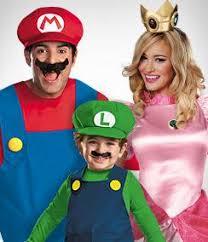 Mario and Luigie and Princess Peach