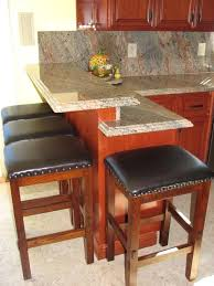 beating the dead horse counter height breakfast bar overhangs overhang island countertop kitchen