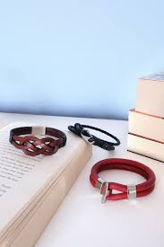 diy 3 styles of leather bracelets for guys gift ideas for men father s day