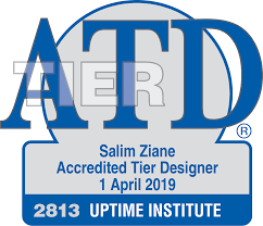 South Hill Designs Consultant Accredited Tier Designer Roster Uptime Institute Llc