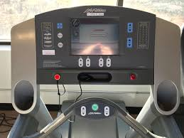 lifefitness 95te mercial treadmill refurbished
