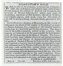 essay valuable negroes learning from a monticello auction  essay 130 valuable negroes learning from a monticello auction the hook charlottesville s weekly newspaper news magazine