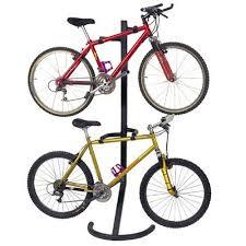 free standing bike rack | 2 bikes