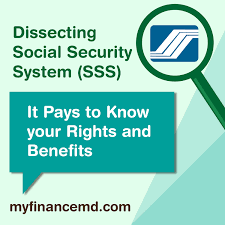 Dissecting Social Security System Sss It Pays To Know Your