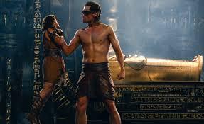 She seduces his probable successor mark antony. Movie Review Gods Of Egypt Npr