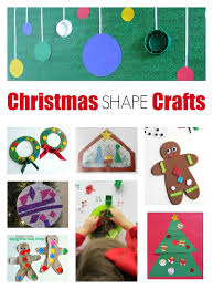 Simple Christmas Craft Ideas For Kids Toddlers  Homemade Craft For Christmas