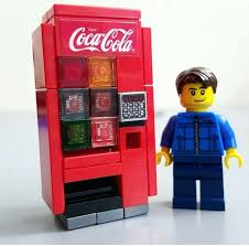 Coca Cola Vending Machine Manual Delectable Lego Vending Machine Instructions Pdf OakeyDoak
