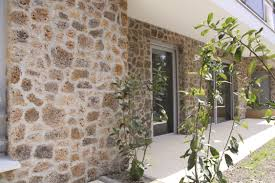 Stone Wall Cladding Panel  Interior  Exterior  Stone Look - Exterior stone cladding panels