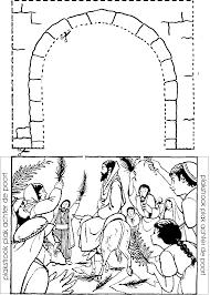 Knutselwerkje Van Palmpasen Godsdienst Zondagsschool Knutselen