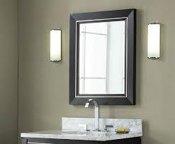 Pretty Design Black Mirror Bathroom Bathroom Mirror Home