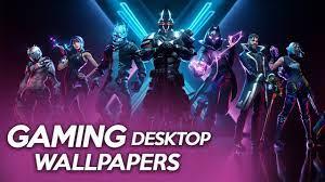 Gaming Desktop 4K Wallpapers Pack #1 ...