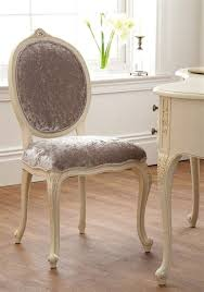 rgency french ivory dressing table chair oak furniture uk