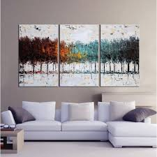 canvas wall art sets nature popular nature 2017 pertaining to 3 piece abstract wall art