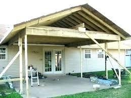 patio cover plans. How Patio Cover Plans E